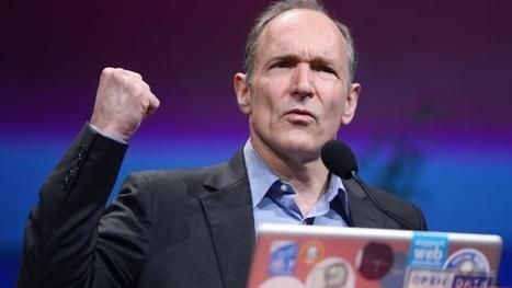 L'inventeur du Web veut une charte pour un «Internet libre» | MOOC Francophone | Scoop.it