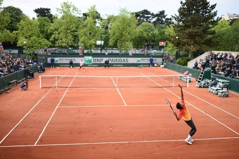 Roland-Garros : les sponsors montent au filet ! | LAB LUXURY and RETAIL : Marketing, Retail, Expérience Client, Luxe, Smart Store, Future of Retail, Commerce Connecté, Omnicanal, Communication, Influence, Réseaux Sociaux, Digital | Scoop.it