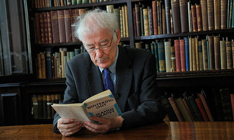 Seamus Heaney's books were events in our lives | Literary Imagination | Scoop.it