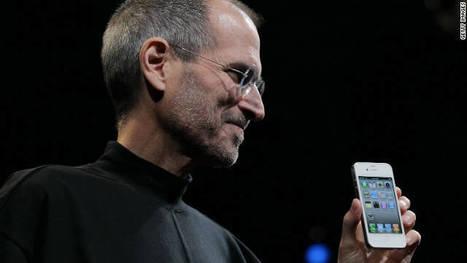 Steve Jobs saved technology from itself - CNN   MODERN TECH   Scoop.it