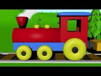 The Number Train - Learning for Kids | DirectPayBiz | Scoop.it