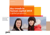 Key trends in human capital 2012: A global perspective | personnel psychology | Scoop.it