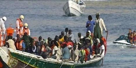 ⚓ Afrique - Monde - Clandestins : Le rêve européen, c'est 8000$   Actualités Afrique   Scoop.it