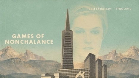 Games of Nonchalance: Art, Transmedia and ARGs in San Francisco | Transmedia: Storytelling for the Digital Age | Scoop.it