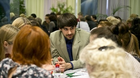 Emerging forum: British Council in Russia 12-14 March | TELT | Scoop.it