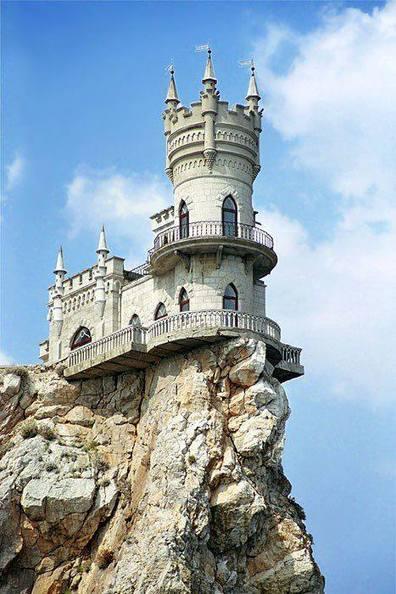 Swallow's Nest Castle, Crimea, Ukraine | Travels | Scoop.it