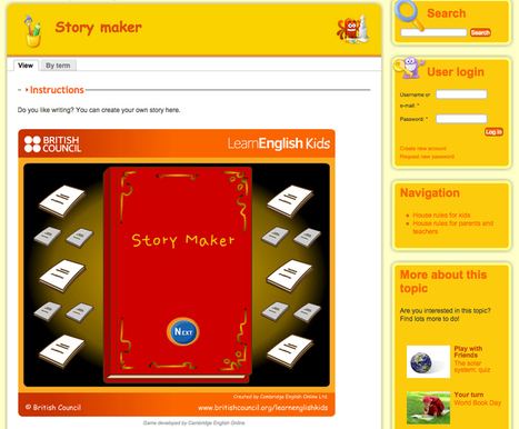 Nine free tools for digital storytelling | Internet software app tools and other | Scoop.it
