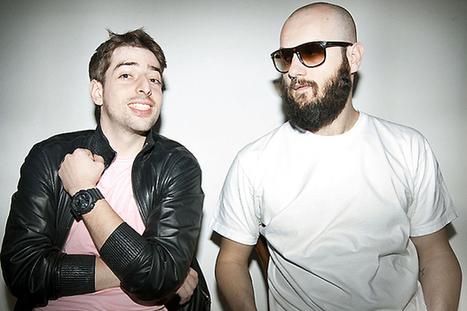 Le duo CROOKERS offre 'Bad Men' en téléchargement | DJs, Clubs & Electronic Music | Scoop.it
