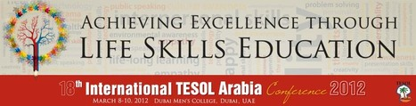 TESOL Arabia Conference 2012: Call for Papers | Madares Al Ghad Education Technology | Scoop.it | technology in language teaching | Scoop.it