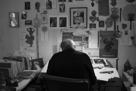 Milton Glaser: we talk drawing, ethics, Shakespeare and Trump with the graphic design legend | What's new in Visual Communication? | Scoop.it