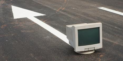 What the Internet looked like before Drupal, Wordpress and Joomla - The Next Web | Wordpress Websites | Scoop.it