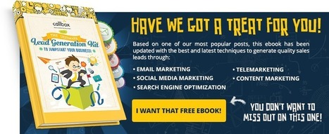 Introducing: The Ultimate Lead Generation Kit To Jump start your Business!   Tips for your lead generation   Scoop.it
