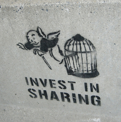 Get involved in the sharing economy | Peer2Politics | Scoop.it