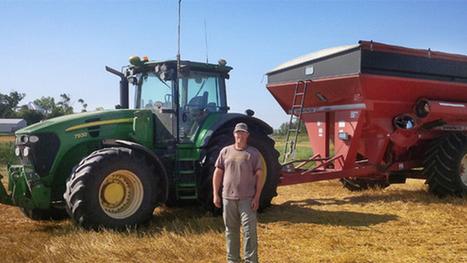 Un granjero crea un tractor autónomo con un curso gratuito   Managing Technology and Talent for Learning & Innovation   Scoop.it