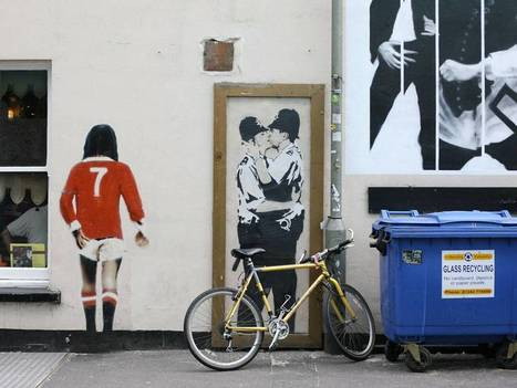 Turner, Bacon, Freud, Constable? No, Britain is Banksy country | Visual Culture and Communication | Scoop.it