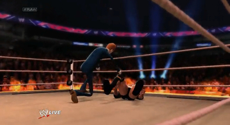 Conan cooks The Rock in WWE 2K14 | Joystiq | Music House | Scoop.it