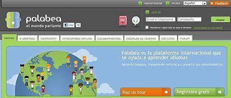 Palabea - Comunidad mundial para el aprendizaje de idiomas   e-learning y aprendizaje para toda la vida   Scoop.it