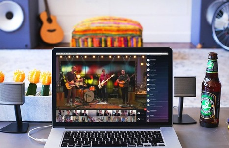 Turntable.fm begins streaming live, interactive concerts, but tickets will cost you | New Age of Concerts | Scoop.it