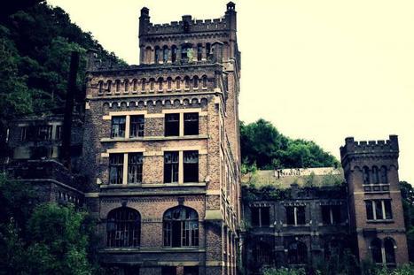 "Belgium's Historical Sites: Captivating Urban Ruins | Do you know ""Belgium""? ベルギーって言う国知ってますか? | Scoop.it"