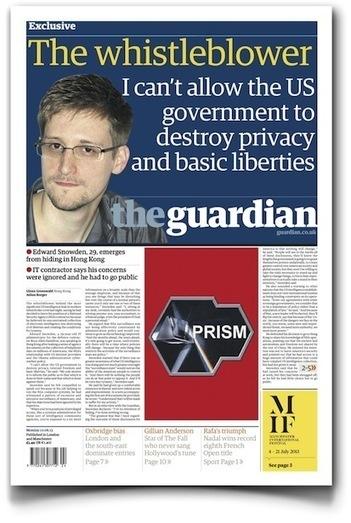 La leyenda de Edward Snowden y el programa PRISM   de todo un poco en internet   Scoop.it