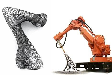The MX3D Robot is 3D Printing Large Objects in Steel at 3 Meters per Hour Speed | Amazing Science | Scoop.it