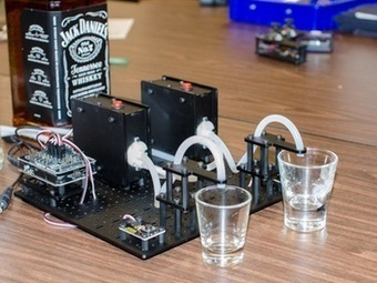 ShotBot - Arduino powered Pump Project | Electronic Programming DIY | Scoop.it