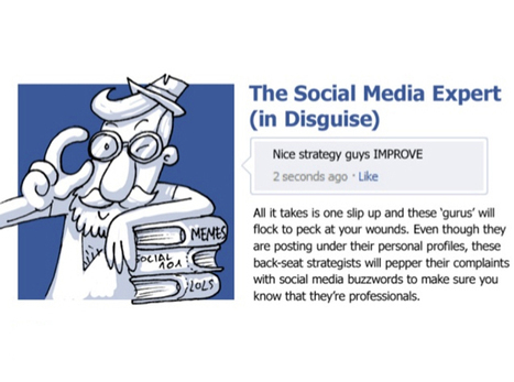 Depicting 36 Facebook Personalities– Feel free to judge! | Facebook Analytics | Scoop.it