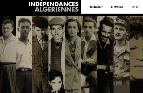 Indépendances algériennes | Films interactifs et webdocumentaires | Scoop.it