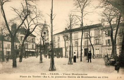 Un normand, premier maire de Montmartre | Auprès de nos Racines - Généalogie | Scoop.it