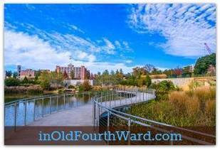 Homes in Old Fourth Ward Atlanta | Atlanta Intown Living | Scoop.it