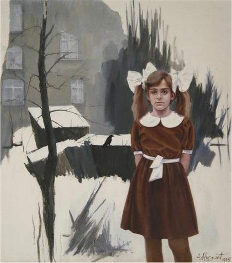 Mila Strugatskaya | Painter | les Artistes du Web | Scoop.it
