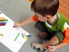 Mi mamá es psicóloga infantil: Dibujos infantiles: 10 claves para interpretar los dibujos de nuestros hijos. | Educación Infatil y Tic | Scoop.it