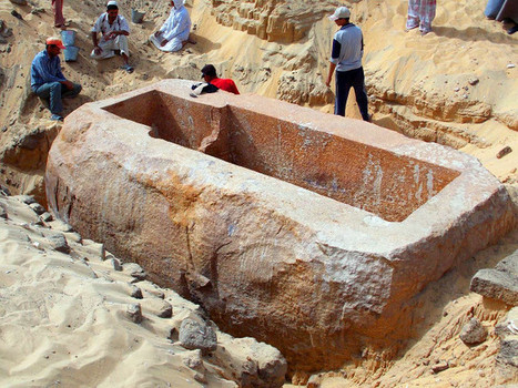 Le pharaon d'Abydos perdu et retrouvé | Aux origines | Scoop.it