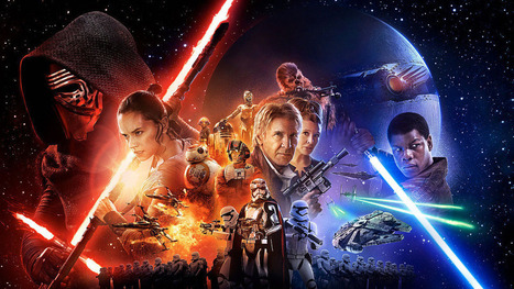 27 'Star Wars: The Force Awakens' questions answered by the novel | Books Related | Scoop.it