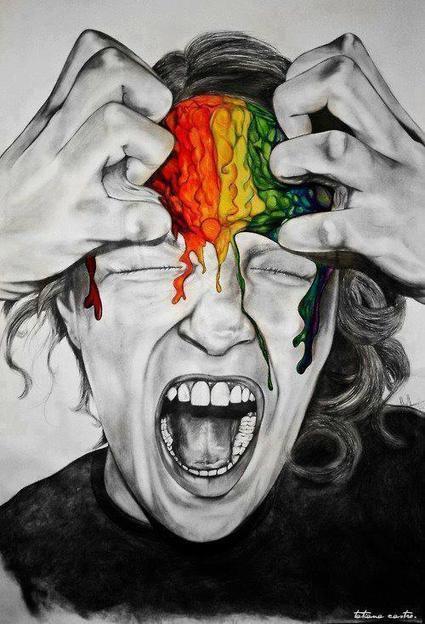 ¿Qué dice la psicología del color? | Cromoterapia | Scoop.it
