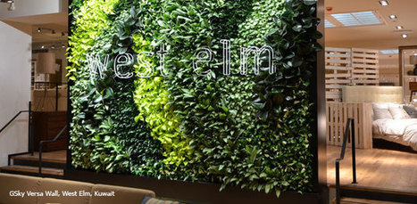Living Walls – How They Can Benefit Your Hotel | Greening The InnGreening The Inn | Jardines Verticales y azoteas verdes. | Scoop.it