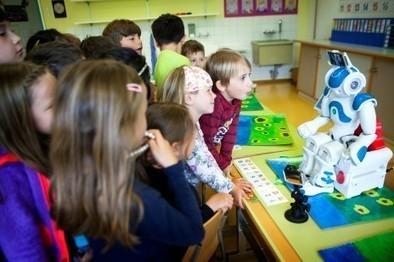 Du bon usage des robots : remplacer les enfants malades en classe - Rue89 | Vous avez dit Innovation ? | Scoop.it