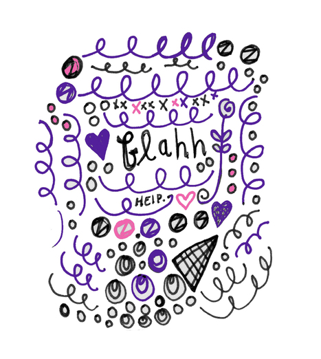 Doodling for Self-Care - Your Super Awesome Life   Better doodles   Scoop.it