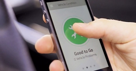 Now There's a Fitness Tracker for Your Car - Mashable | News | Scoop.it