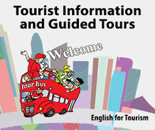 English for Tourism – Tourist Information and Guided Tours Online Course   ENGLISH   Scoop.it