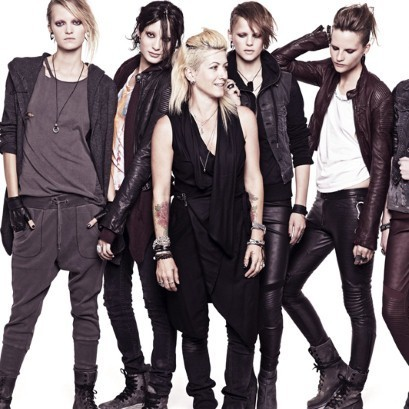 H&M brings 'The Girl With The Dragon Tattoo' look to the high street - Telegraph | Teen | Scoop.it