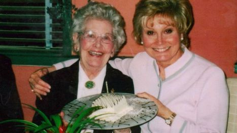 Angela Rippon: 'Teach the young about dementia' - BBC News | Social services news | Scoop.it