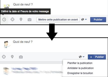 Petites nouveautés Facebook – octobre 2014 | Going social | Scoop.it