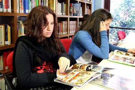 ::: LECTURA LAB ::: La mitad de los jóvenes argentinos no utiliza libros para estudiar   Bibliotecas Escolares Argentinas   Scoop.it