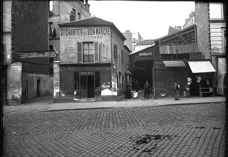 Des usines à Paris | Merveilles - Marvels | Scoop.it