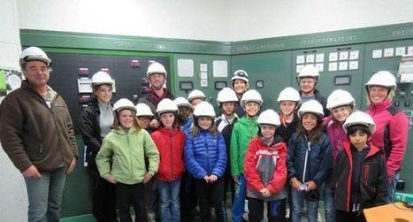 Les écoliers en visite à la SHEM | Vallée d'Aure - Pyrénées | Scoop.it