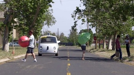 Google's self-driving cars are coming to public roads in California this summer | I didn't know it was impossible.. and I did it :-) - No sabia que era imposible.. y lo hice :-) | Scoop.it