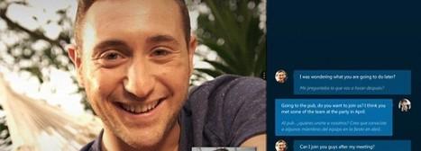 Νέα υπηρεσία αυτόματης μετάφρασης από το Skype (ΒΙΝΤΕΟ) | techit - τεχνολογικές ειδήσεις | ΤΕΧΝΟΛΟΓΙΑ | Scoop.it