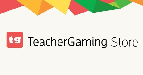 TeacherGaming Store | Tablet opetuksessa | Scoop.it