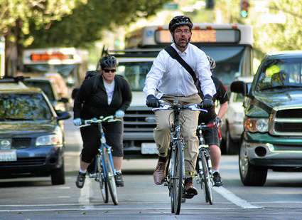 Studies show that bike commuting is one of the best ways to stay healthy | workingout | Scoop.it